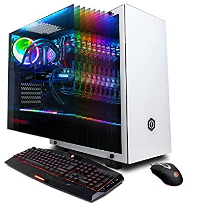 CyberpowerPC Gamer Supreme Liquid Cool SLC10220CPGV2 Gaming PC