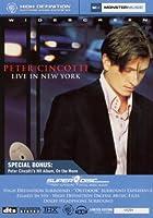 Peter Cincotti: Live in New York [DVD]