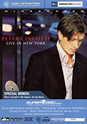 Peter Cincotti: Live in New York