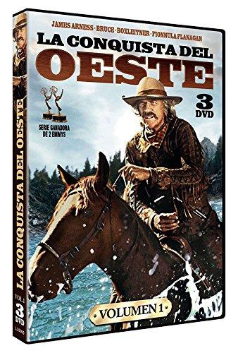 La conquista del Oeste Volumen 1 [DVD]