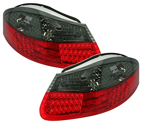AD Tuning GmbH /& Co clear glass KG rear lights set 960074 black