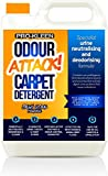 Pro-Kleen Odour Attack Pet Carpet Cleaner Shampoo Contains Active Enzymes to Digest Urine Proteins that Cause...