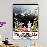IFUNEW Der Kunstdruck Fitzcarraldo Werner Herzog Vintage
