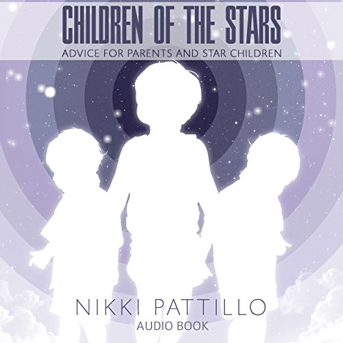 Children of the Stars audiobook cover art