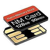 NMカード 128G 90MB / SナノメモリカードMirco SDカードコンパクトフラッシュカード、Huawei P30/ P30proおよびMate20シリーズにのみ適し、128GB ヤオマイシ