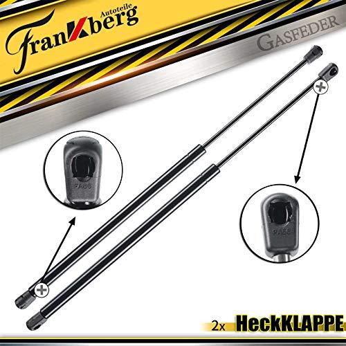2x Gasfeder Heckklappe für Zafira A F75 T98 1999-2005 90579440