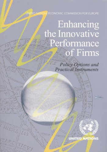 Enhancing the Innovative Performance of Firms: Policy Options and Practical Instruments