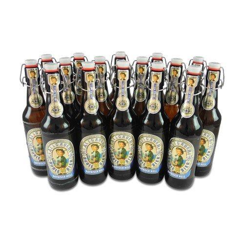 Allgäuer Büble - hell (16 Flaschen à 0,5 l / 4,7 % vol.)