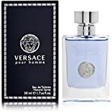 Versace Pour Homme By Gianni Versace For Men. Eau De Toilette Spray 1.7 Oz.