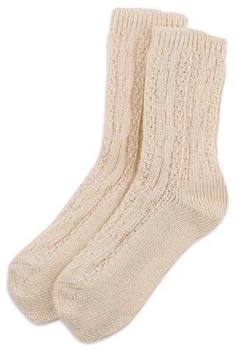 Distler Original Trachten-Socken - Kinder beige,27/30