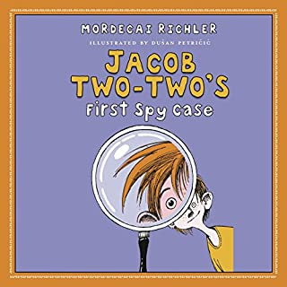 Jacob Two-Two's First Spy Case cover art