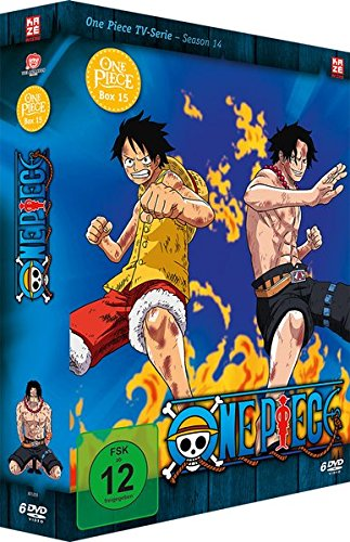 One Piece - TV Serie - Vol. 15 - [DVD]
