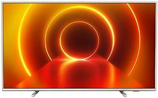 "Philips 58PUS7855/12 Televisor 147,3 cm (58"") 4K Ultra HD Smart TV WiFi Plata 58PUS7855/12, 147,3 cm (58""), 3840 x 2160 Pixeles, LED, Smart TV, WiFi, Plata"