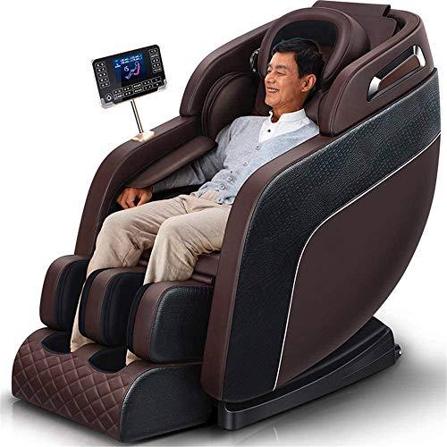 Presidente de masaje Las sillas ergonómicas espacio for sillas de masaje eléctrico Inicio Pequeño multifuncional masaje eléctrico Sofá Cervicales Hombro Cintura Cápsula espacial de lujo Masaje profesi