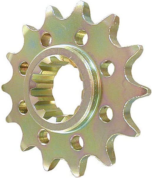Vortex Front Steel shopping Sprocket 520 03-06 Max 43% OFF 14T with Compatible Ka