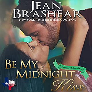 Be My Midnight Kiss audiobook cover art