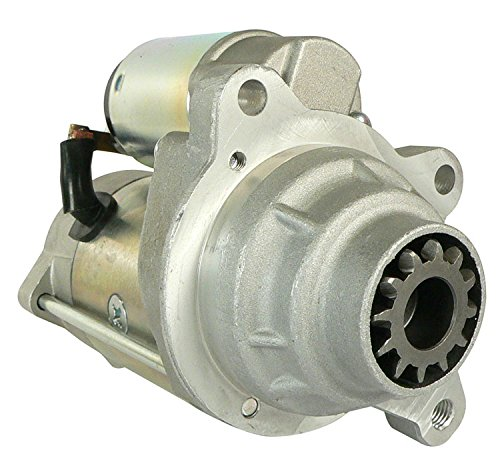 DB Electrical SFD0122 New Starter For 6.4L 6.4 Ford F150 F250 F350 Diesel Truck 08 09 10 2008...
