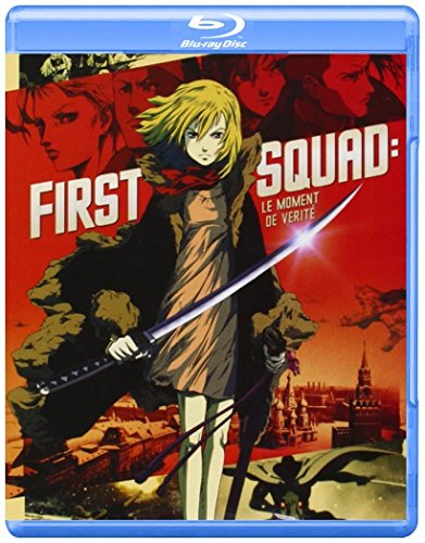 First Squad : Le Moment de vérité [Blu-Ray]