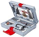 Bosch Professional 49-tlg. Premium X-Line Bohrer-Set Schrauber-Set Bit-Set Bohrer