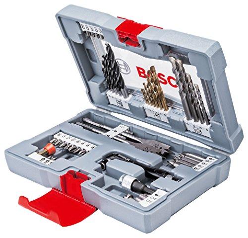Bosch Coffret accessoires Premium percage vissage 49 pièces 2608P00233