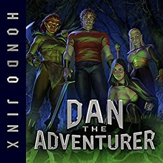 Dan the Adventurer cover art