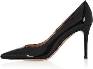 b541c51dff4aaa EDEFS Escarpins Femme - Chaussures à Talons Hauts - Bout Pointu fermé -  Classique Bureau Soiree