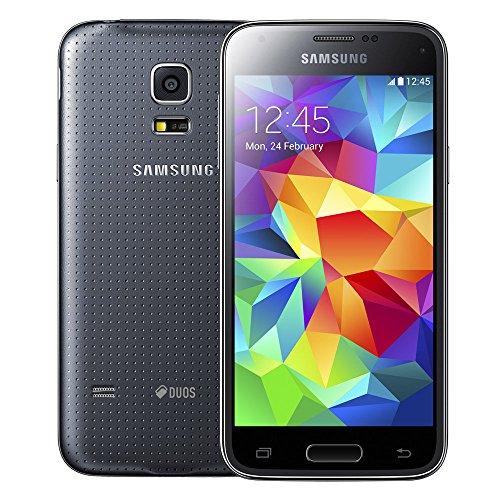 Samsung G800H Galaxy S5 mini DuoS 16GB ohne Vertrag charcoal-black
