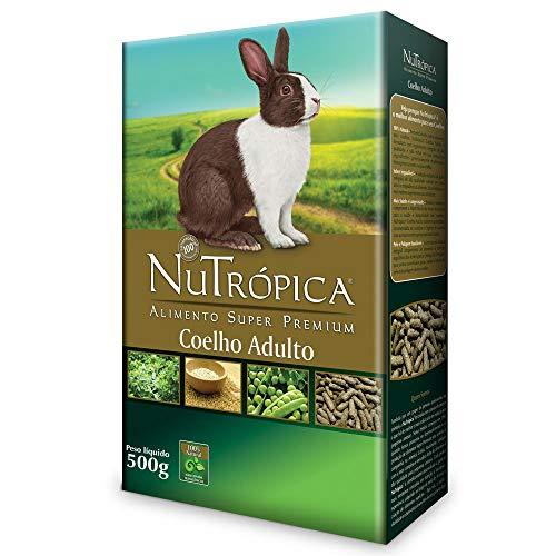 Nutrópica Coelho Adulto - 1,5kg