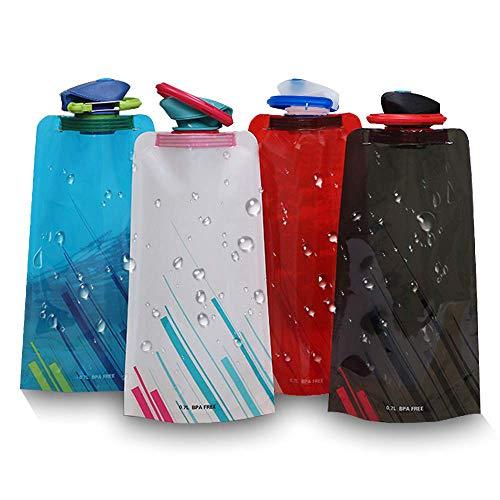 Botella Hidratación Flexible  marca CoWalkers