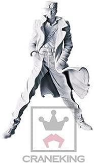 Banpresto Jojo's Bizarre Adventure Stardust Crusaders Jojo's Figure Gallery 7 Diamond Records Jotaro Kujo Action Figure Plaster color