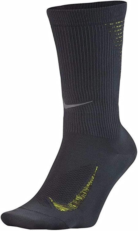 Nike Mens Elite Running Lightweight Crew Socks