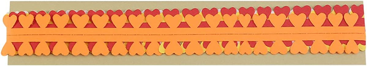 Paper Quilling,1 Bag Paper Quilling Flowers Stripes Mixed Different Type Papercraft Material Handmade Art (501-11)
