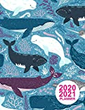 2020 2021 Planner: Pretty Two Year Monthly Pocket Calendar 2020-2021 | 24 Months Agenda Planner | 24 Months Jan 2020 to Dec 2021 | Monthly, Weekly and Daily Planner | Product Code CX 0006788