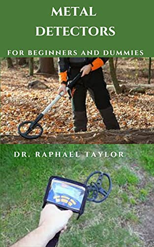 METAL DETECTORS FOR BEGINNERS AND DUMMIES: Learning To Use Metal Detector To...
