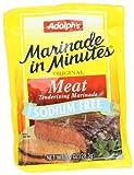 Adolph Original Meat Tenderizing Marinade Sodium Free, 1-Ounce (Pack of 8)