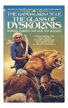 The Glass of Dyskornis (Gandalara book 2) 0553208276 Book Cover