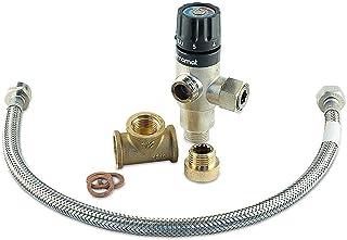 Albin Pump Marine Premium Water Heater Mixer Kit