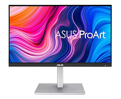 ASUS ProArt Display PA278CV Monitor Professionale 27'IPS WQHD(2560x1440),100% sRGB,Rec.709,Color...