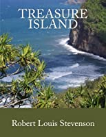 Treasure Island (Summit Classic Large Print Editions)