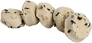 Otis Spunkmeyer Sweet Discovery Chocolate Chip Cookies Dough, 1.33 Ounce -- 240 per case.