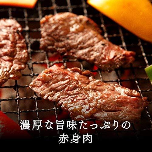 肉のあおやま 濃厚な旨み! アメリカ産 味付き牛サガリ(ハラミ) 500g (焼肉 肉 焼き肉 バーベキュー BBQ バーベキューセット)