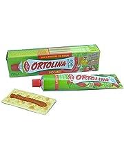 ORTOLINA PICANTE salsa ya lista para usar tubo gr. 130