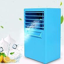 YAOHEHUA Mini Draagbare Stille Airconditioner Ventilator Waterkoeling Fan Geruisloze Verdamping Luchtbevochtiger Stomen Ge...