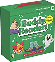 Buddy Readers, Level C: 20 Leveled Books to Help Little Learners Soar As Readers: Includes a Parent Guide
