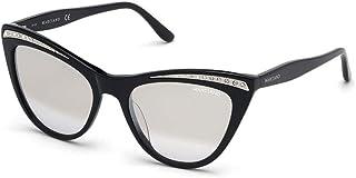 GUESS by Marciano - Gafas de sol Guess By Marciano GM 0793 01P Brillante Negro/Gradient Verde Lentes