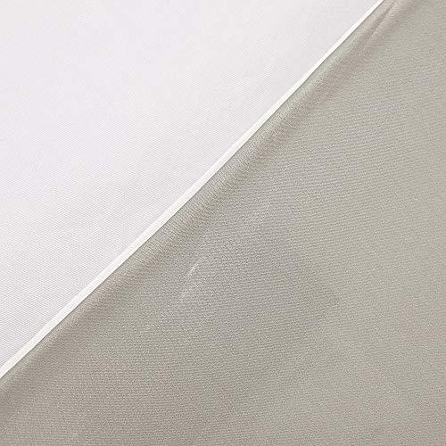 LilySilk(リリーシルク/1枚)柔らかい19匁絹綿枕カバーシルク枕カバーピローケース美肌美髪防ダニ優しい肌触り額縁無し封筒式洗えるシルク初心者に43x63cm/シルバーグレー/1枚