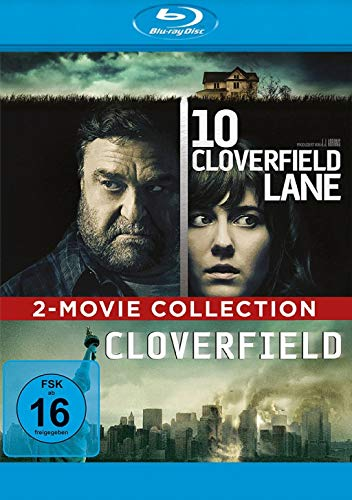Cloverfield & 10 Cloverfield Lane - 2-Movie-Collection (2 Blu-ray)