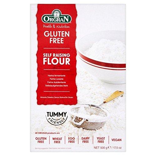 Orgran Gluten Free Self Raising Flour - 500g