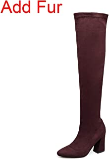 849c459c Amazon.es: botas altas mujer - 41 / Zapatos para mujer / Zapatos ...