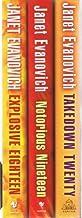 Stephanie Plum Series, Volumes 18 Thru 20: Explosive Eighteen / Notorious Nineteen / Takedown Twenty